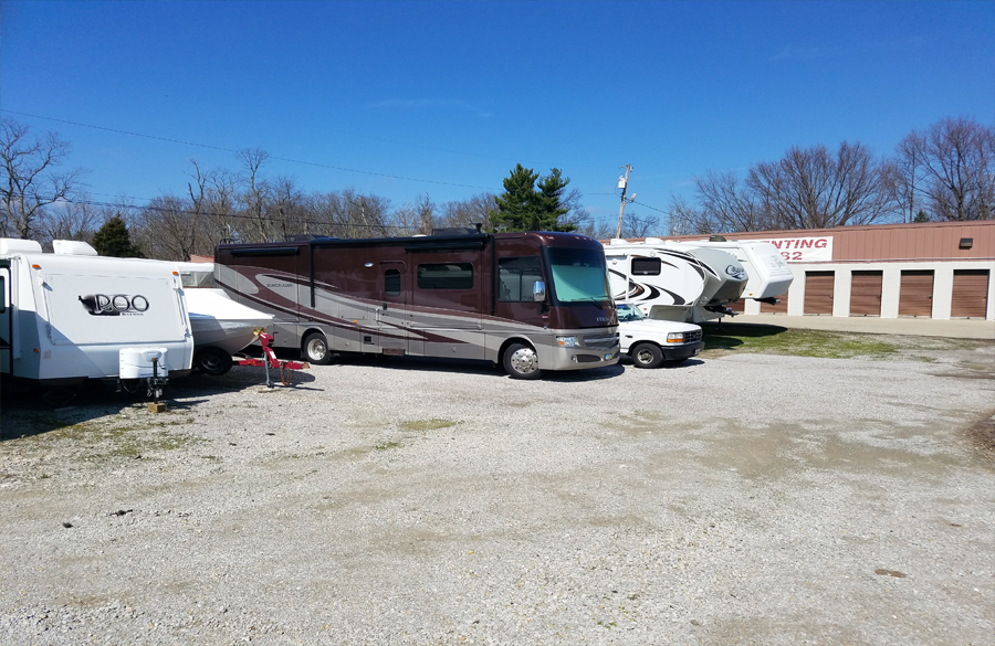 RV/Boat Parking